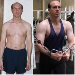 over 45 muscle gain