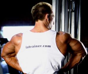 latrainer.com rear lat spread