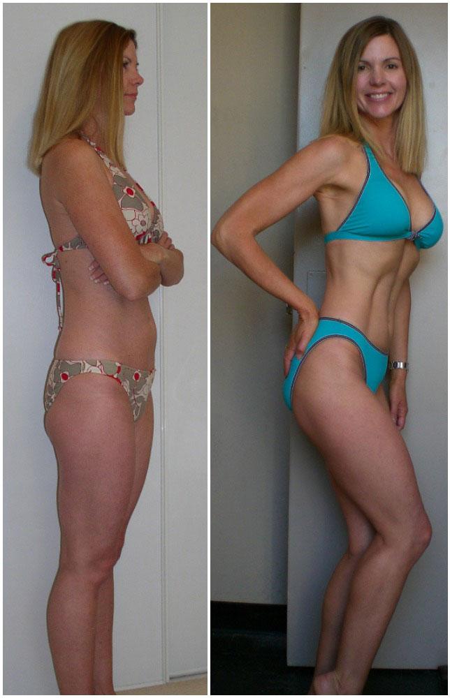 over 40 bikini