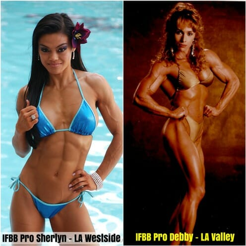 figure bikini physique bodybuilding coach