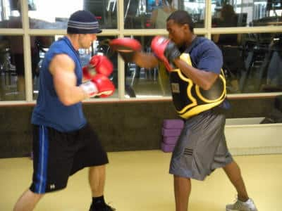 Los Angeles Boxing Training