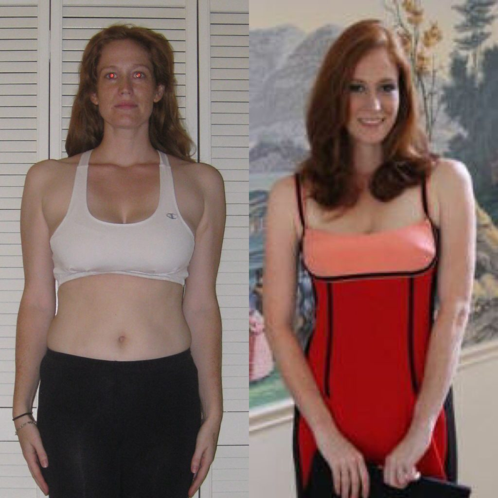 female body transformation results