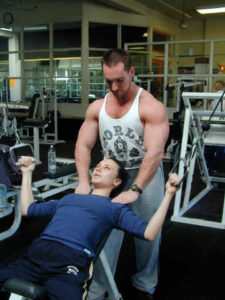 downtown los angeles personal trainer